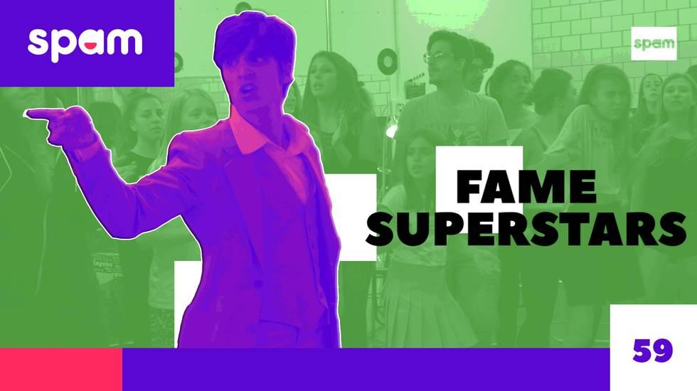 FAME SUPERSTARS (m)