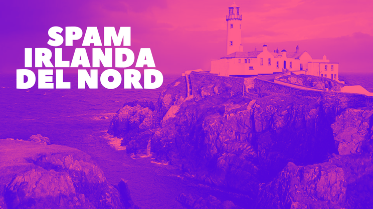 IRLANDA DEL NORD (s)