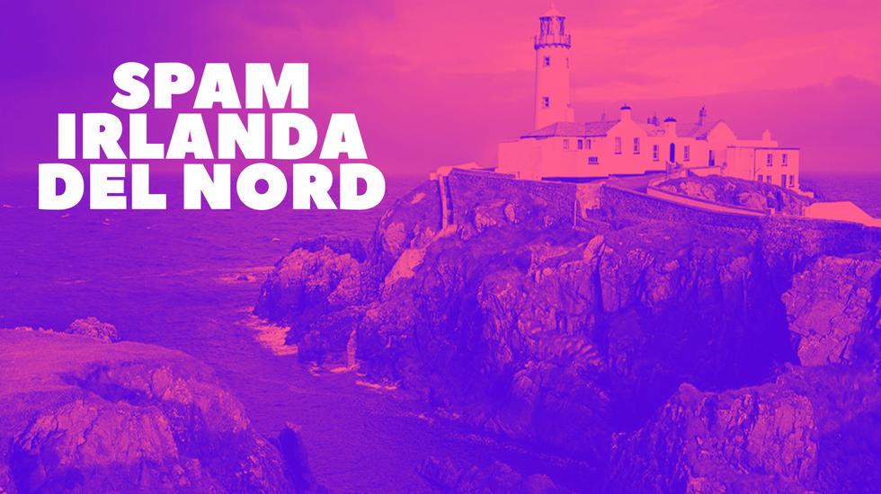 IRLANDA DEL NORD (m)