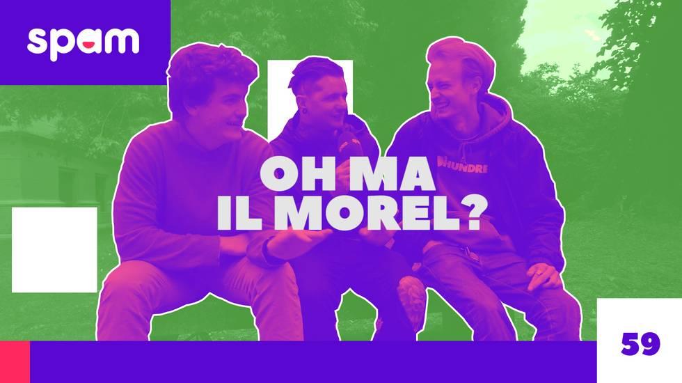 OH MA IL MOREL? (m)