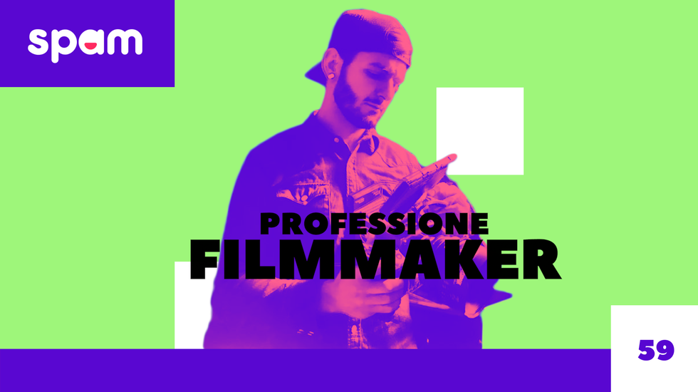 PROFESSIONE FILM-MAKER (m)