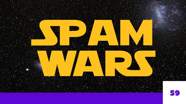 #MOVIEOFMYLIFE SPAM WARS (s)