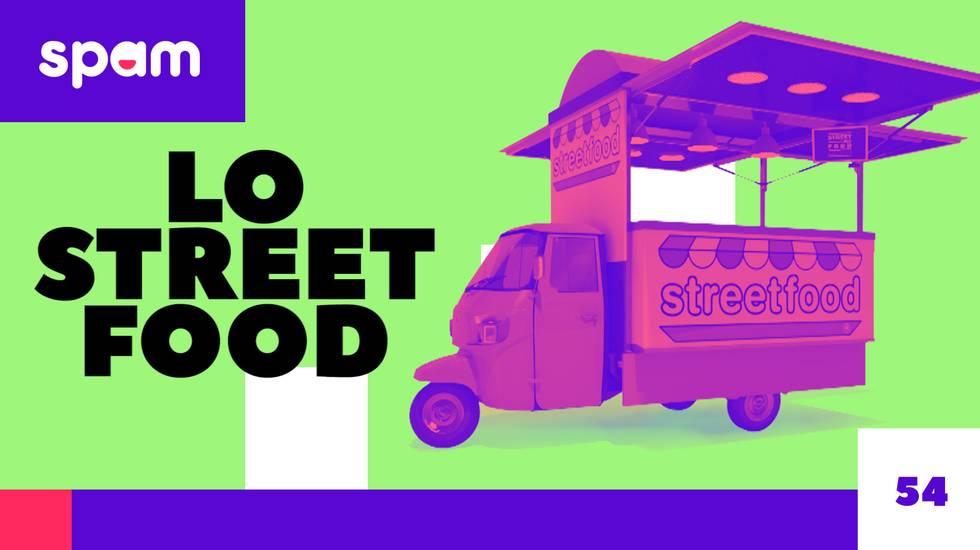 STREET FOOD (m)