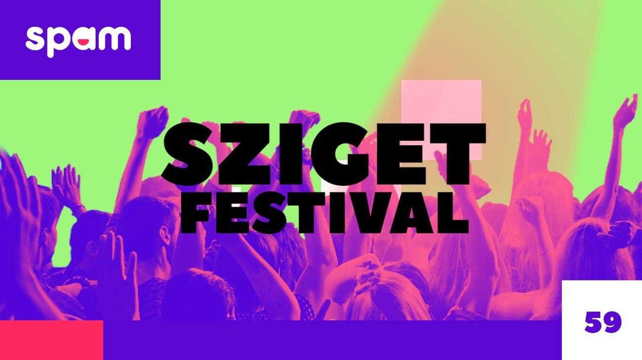#Summerfestival Un'intera isola sul Danubio ospita il festival più figo in Europa (l)