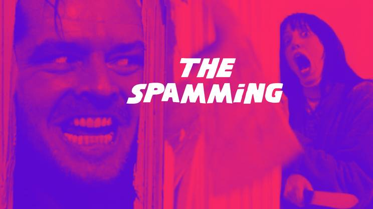 #movieofmylife THE SPAMMING (s)