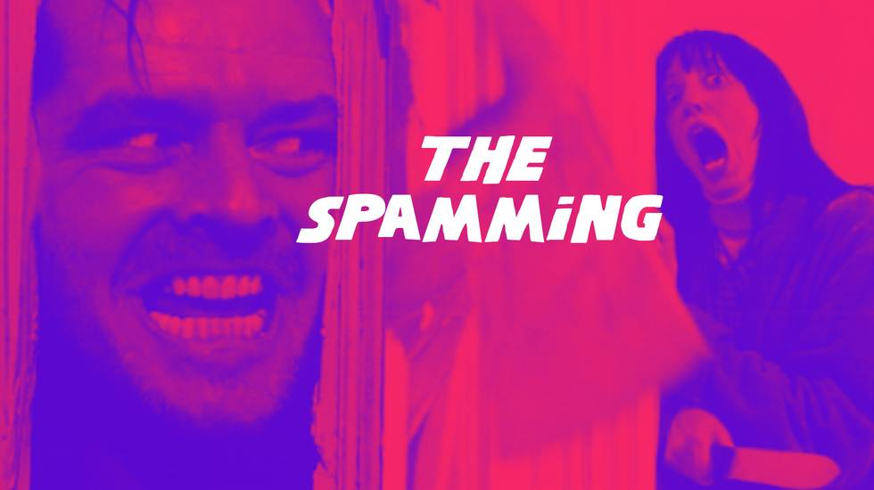#movieofmylife THE SPAMMING (m)