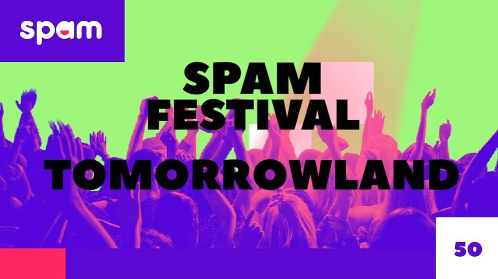 #Summerfestival TOMORROWLAND (m)