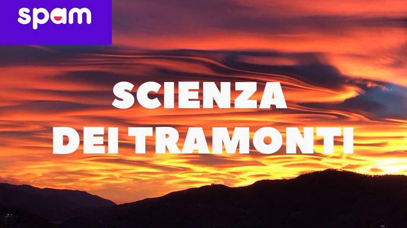 SCIENZA TRAMONTO (l)