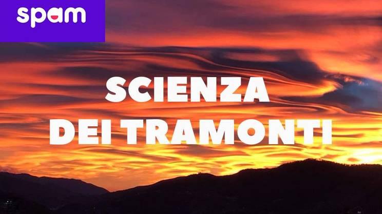 SCIENZA TRAMONTO (s)