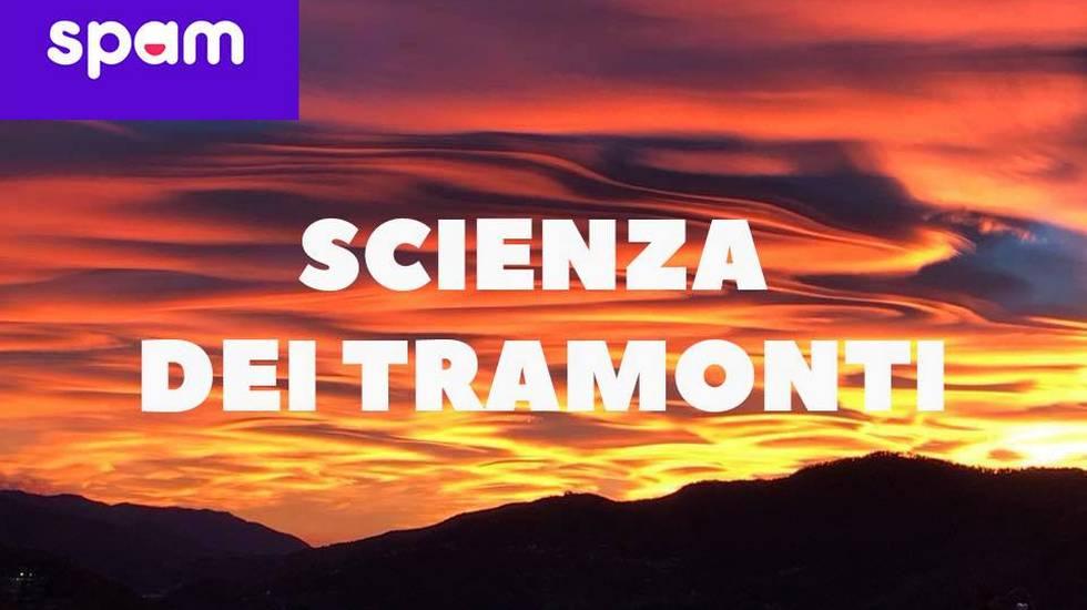 SCIENZA TRAMONTO (m)