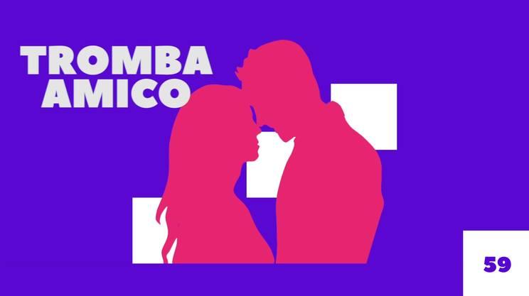 #SEXBOX UN PO' PIÙ DI UN'AMICIZIA MA NON ANCORA AMORE (s)