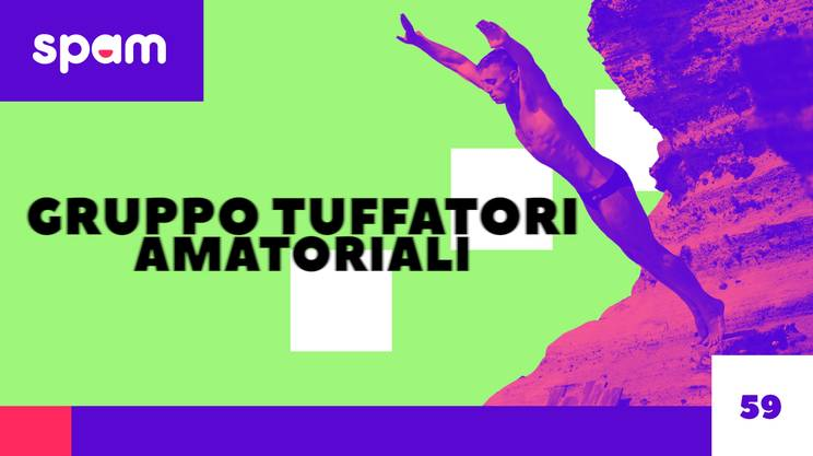 #SPAMSPORT TUFFATORI (s)