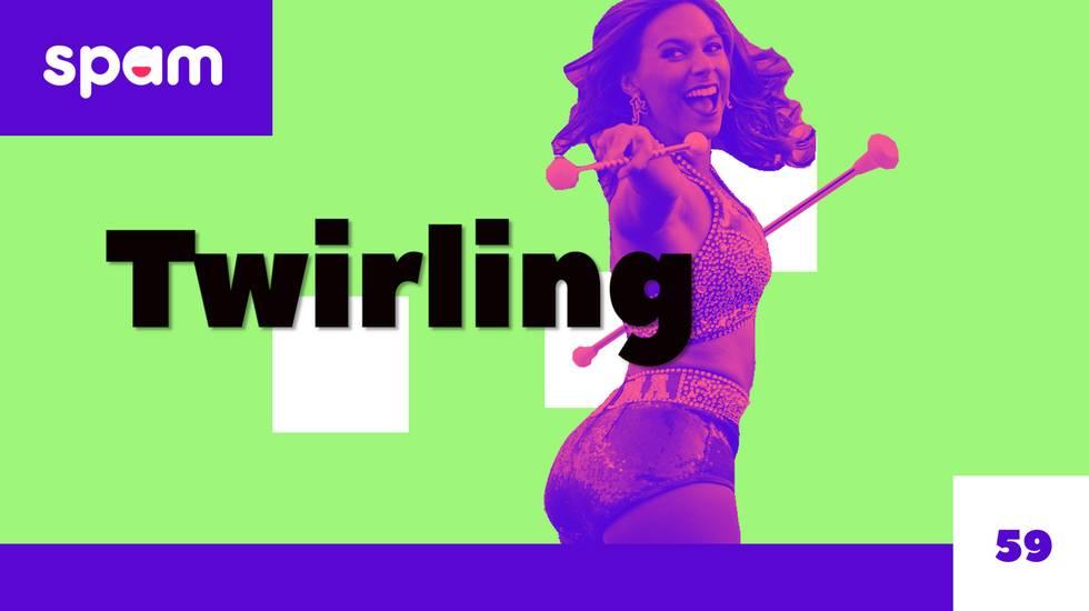 #SPORT TWIRLING (m)
