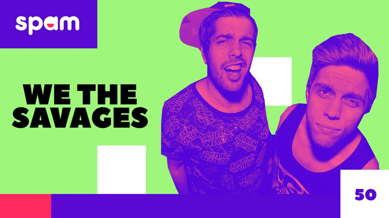 WE THE SAVAGES (l)