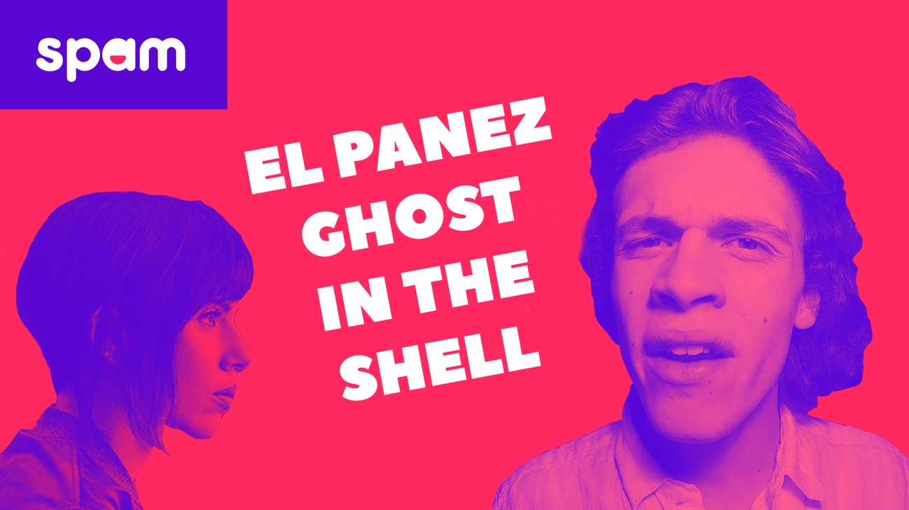 GHOST IN THE SHELL REVIEW: (l)