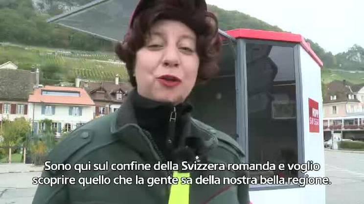 8: Twann, dogana Svizzera romanda